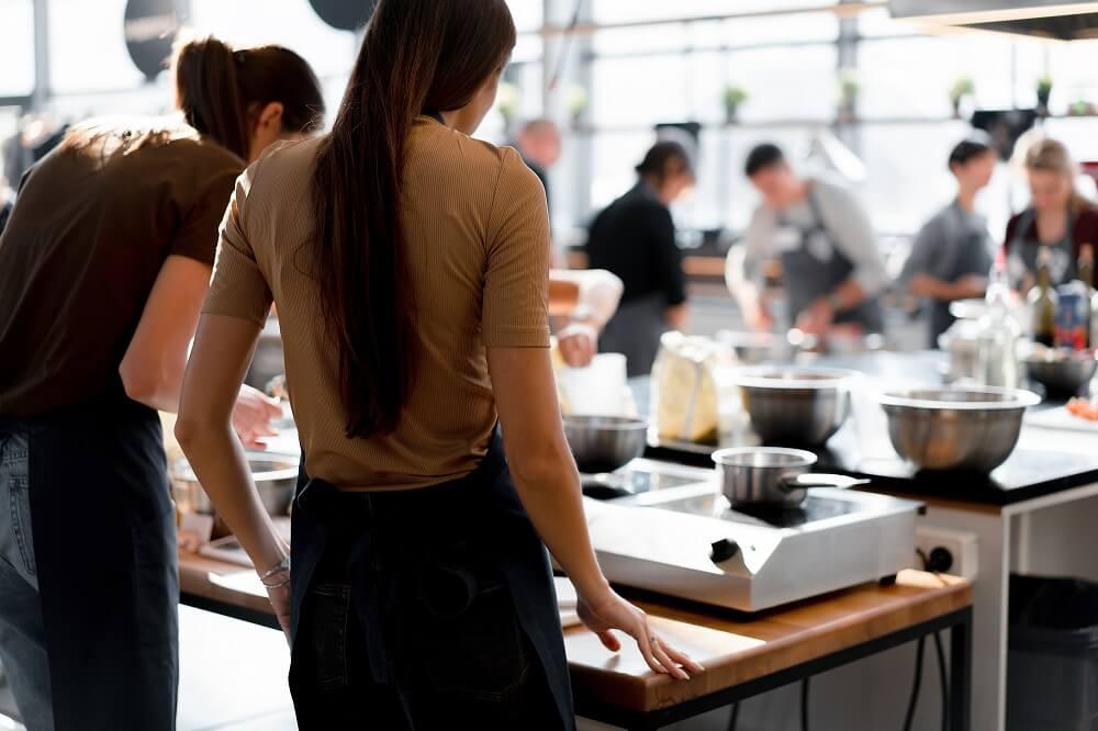 סדנת בישול עם שף פרטי