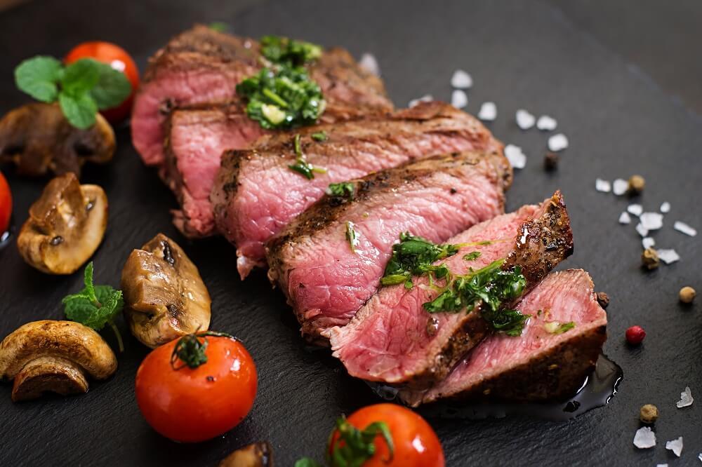 בופה ארוחת בשרים